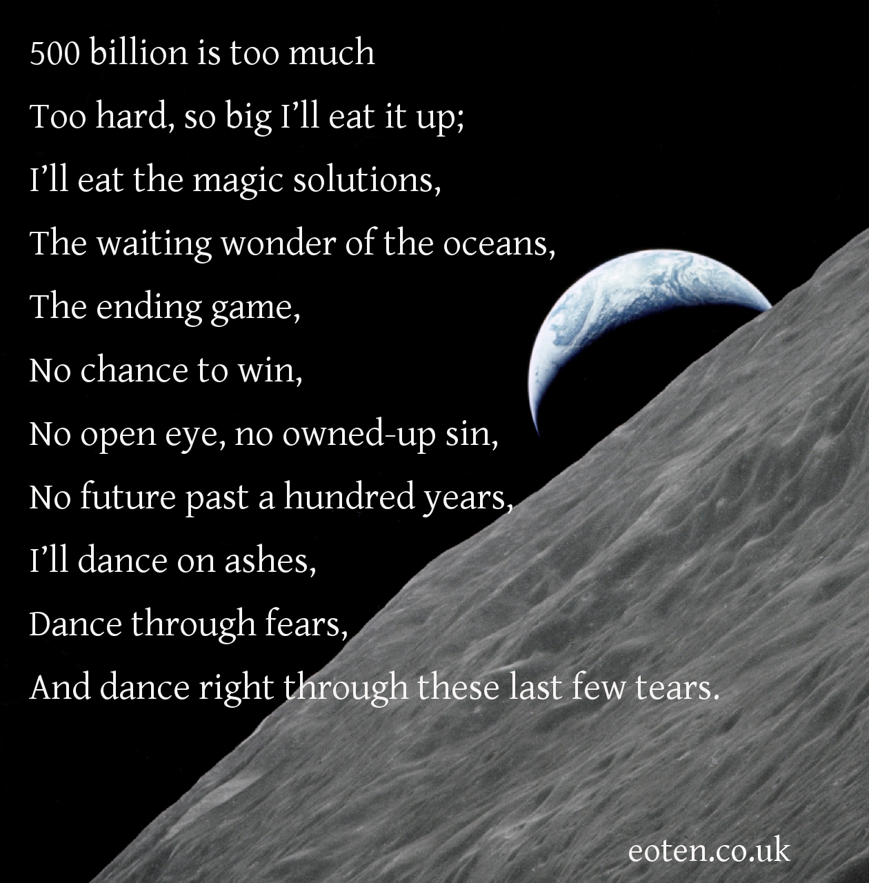 500billion by eoten