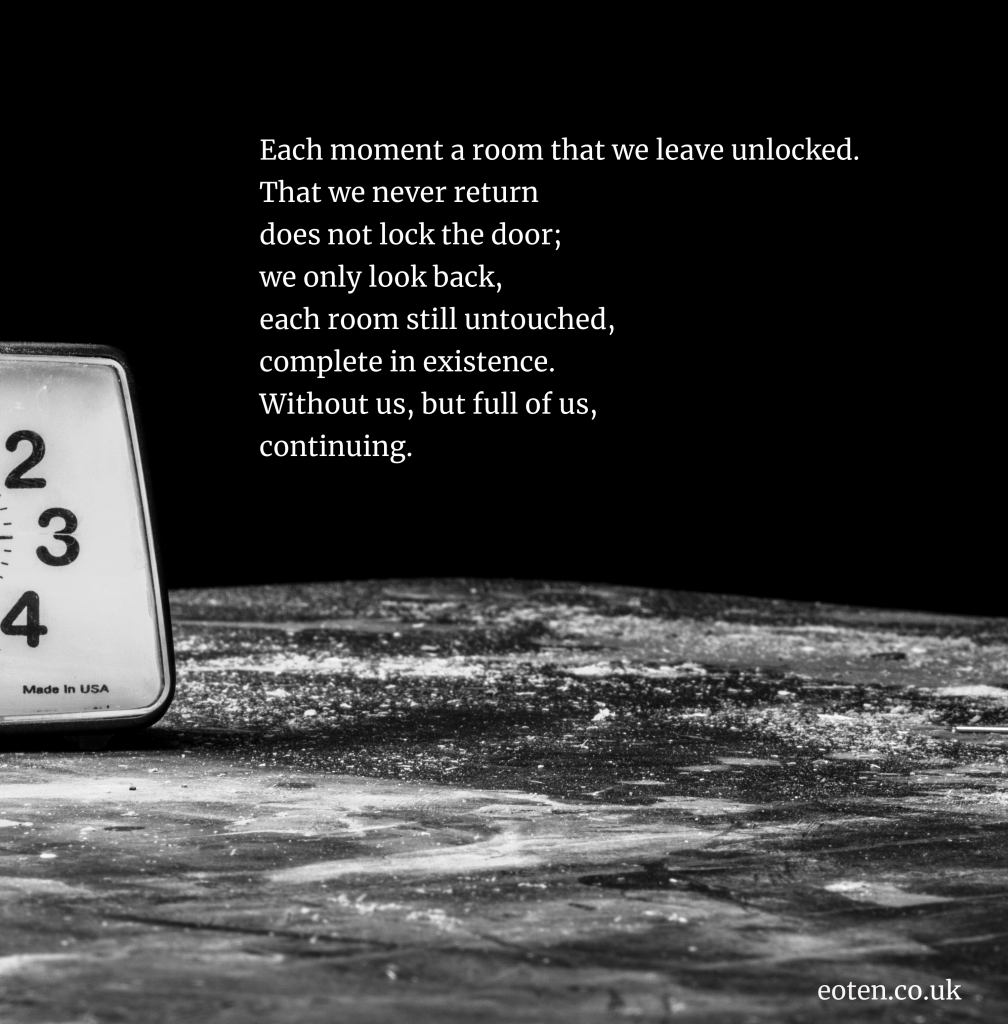 time and meaning